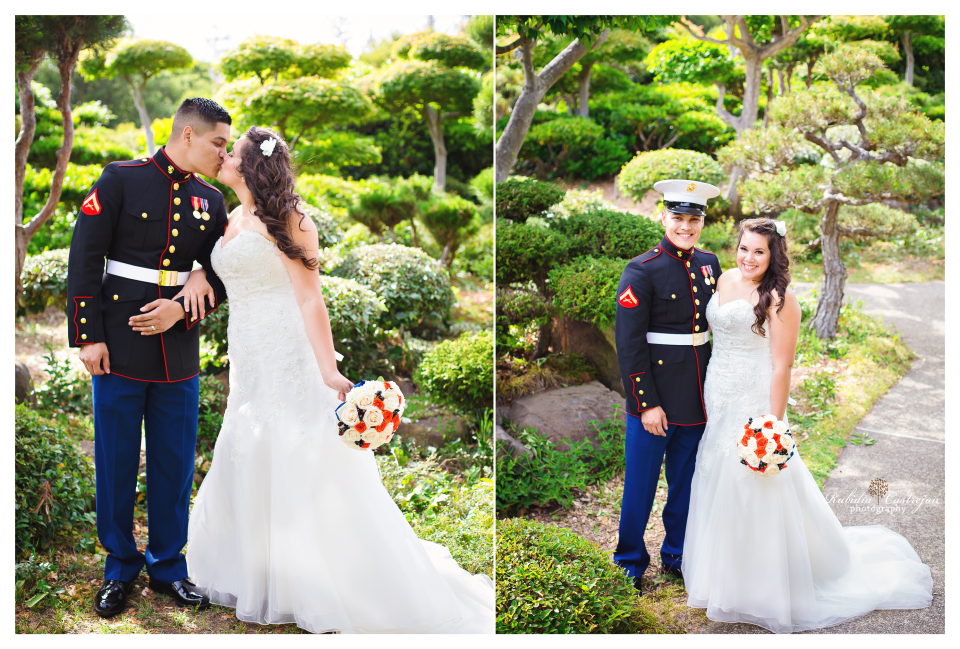 Bay Area Wedding  | Hayward Japanese Tea Garden