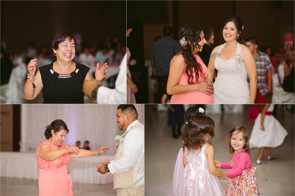 modesto banquet hall wedding dancing