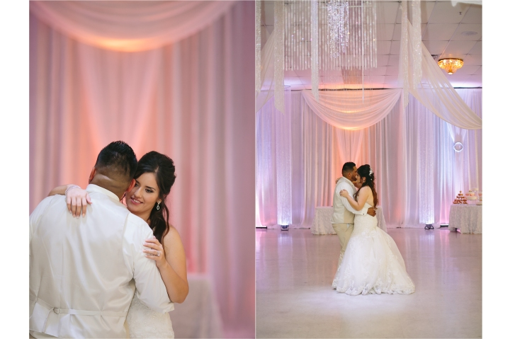 modesto banquet hall weddings first dance