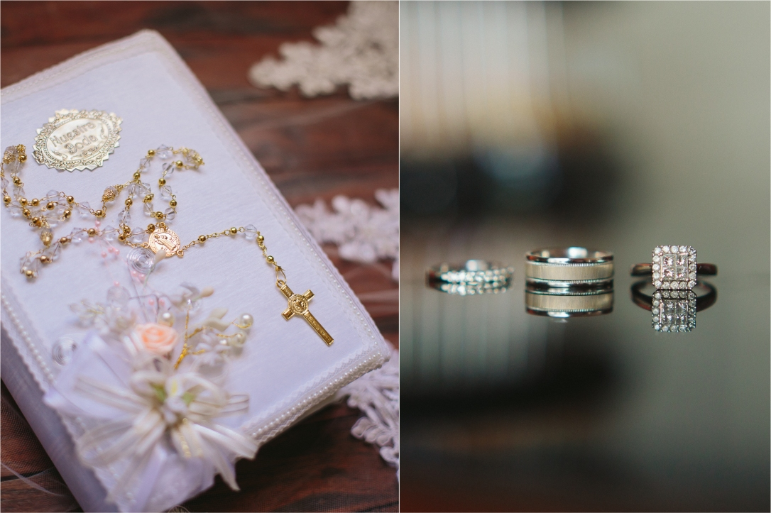 fremont wedding photography rings details