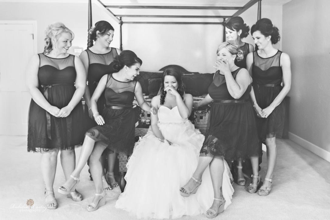 Oakdale Wedding Tanner dress details bride gettin ready bridesmaids