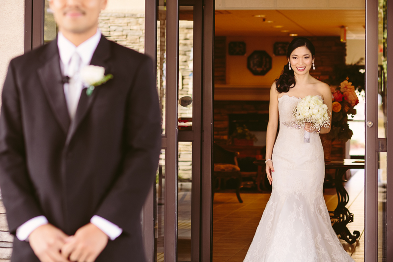 Golf Course of Brentwood wedding rubidia c photography 05