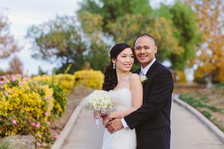 Golf Course of Brentwood wedding rubidia c photography 11