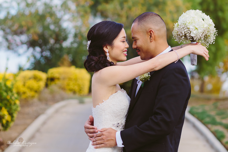 Golf Course of Brentwood wedding rubidia c photography 13
