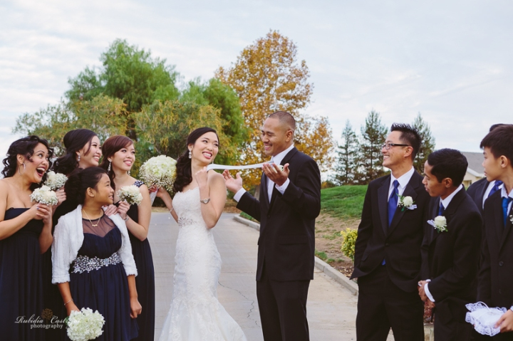 Golf Course of Brentwood wedding rubidia c photography 17
