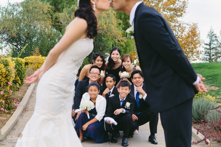 Golf Course of Brentwood wedding rubidia c photography 18