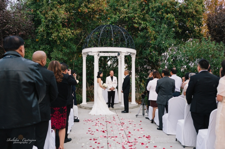Golf Course of Brentwood wedding rubidia c photography 31
