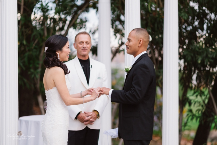 Golf Course of Brentwood wedding rubidia c photography 34