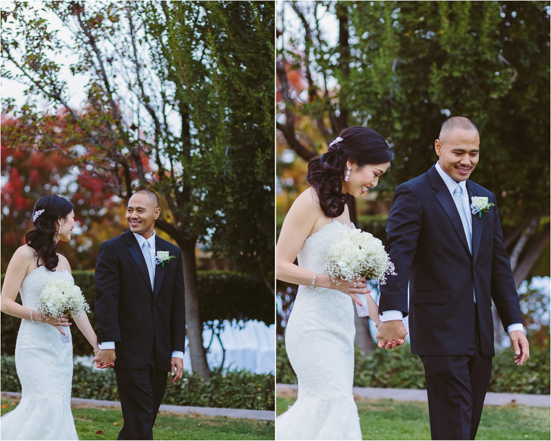 Golf Course of Brentwood wedding rubidia c photography 44