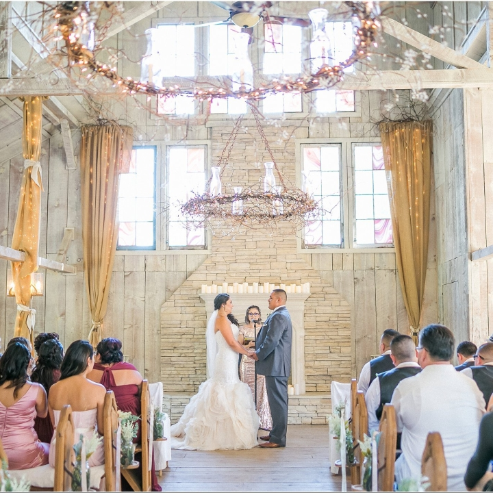 Tessie & Gilbert Maldonado | Wedding at Union Hill Inn Sonora,CA