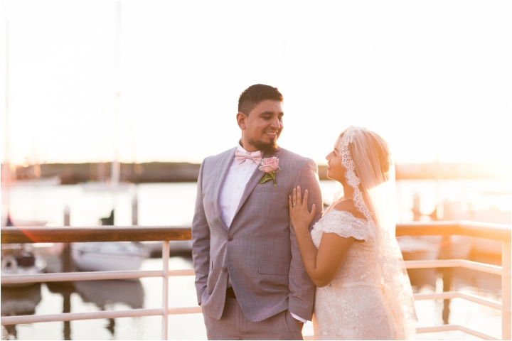 Martha & Luis Valencia | Wedding at Saint Jarlath Church and Scotts Seafood Oakland, California