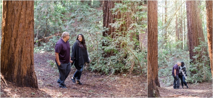 Oakland Redwood Regional Park | Engagement Session