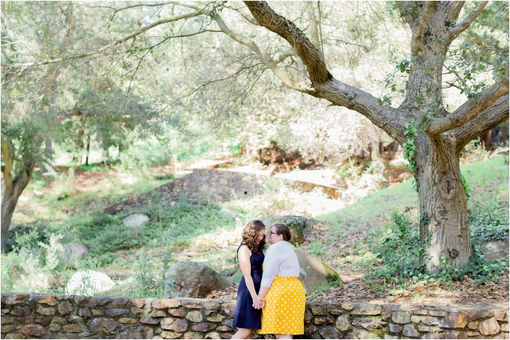 Oakland Joaquin Miller Park | Engagement Session