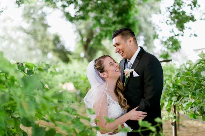 Sanchez Wedding | Grace Vineyards Galt, CA