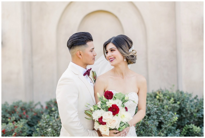 Autumn Wedding at St Stanislaus Catholic Church & Modesto – Alexis & Carlos
